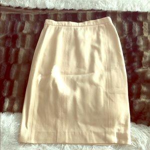 Chanel wool SKIRT size 34EU, size 2US
